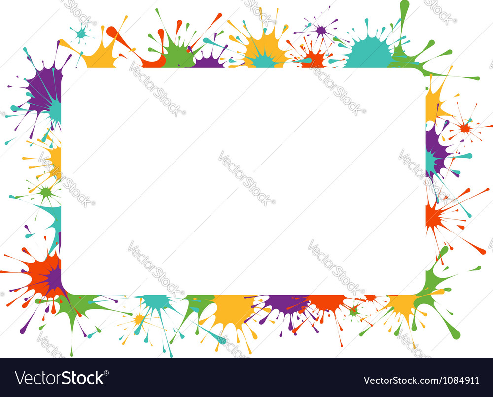 Jolly background vector image