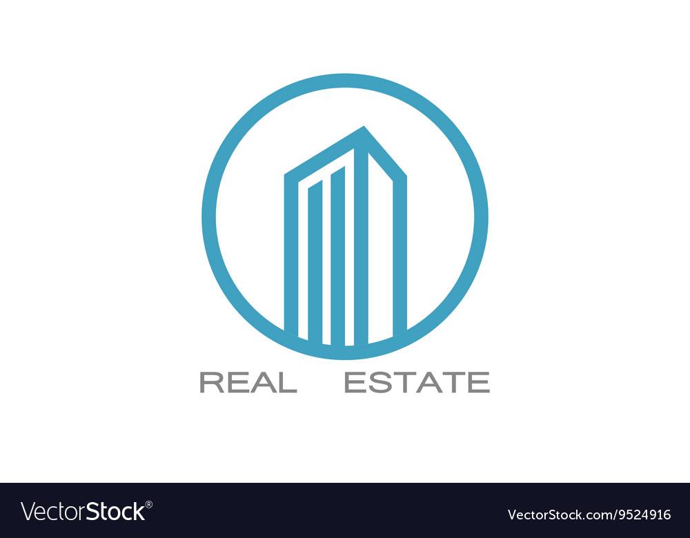 Real estate logo designs for business