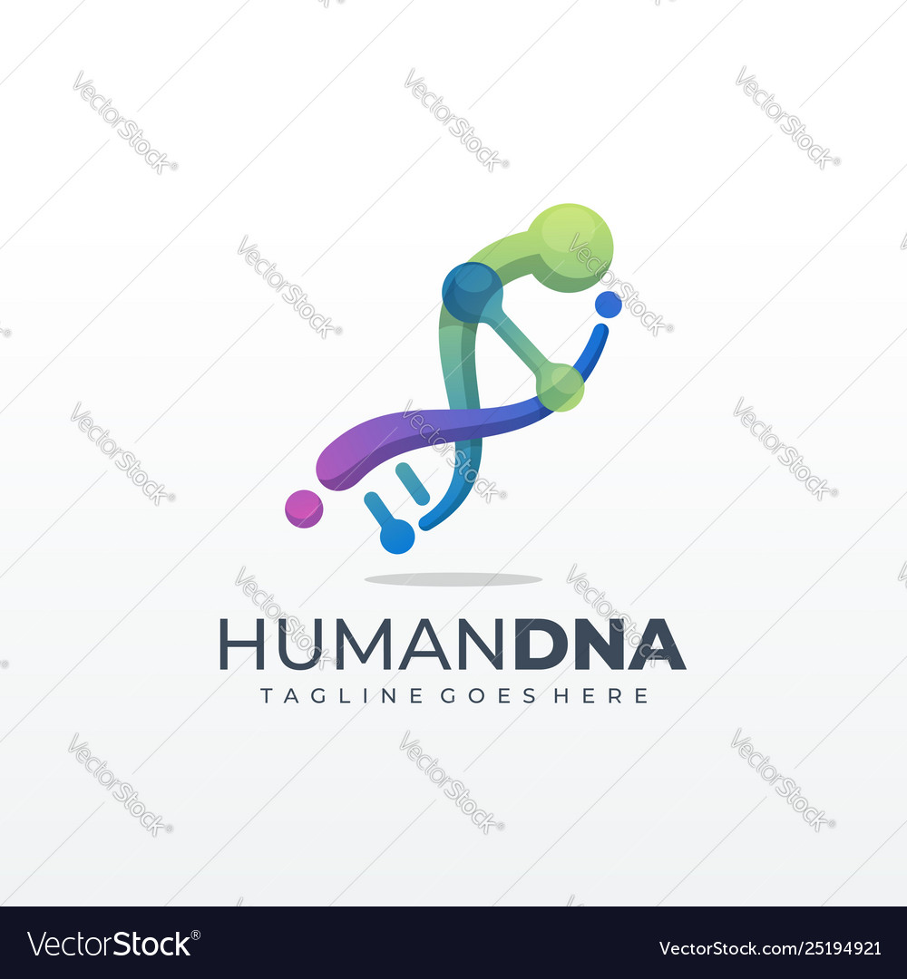 Dna genetic symbol