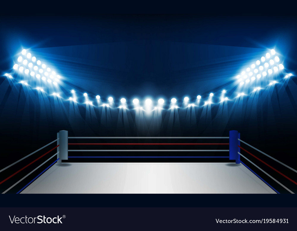 Boxing Ring Graphics