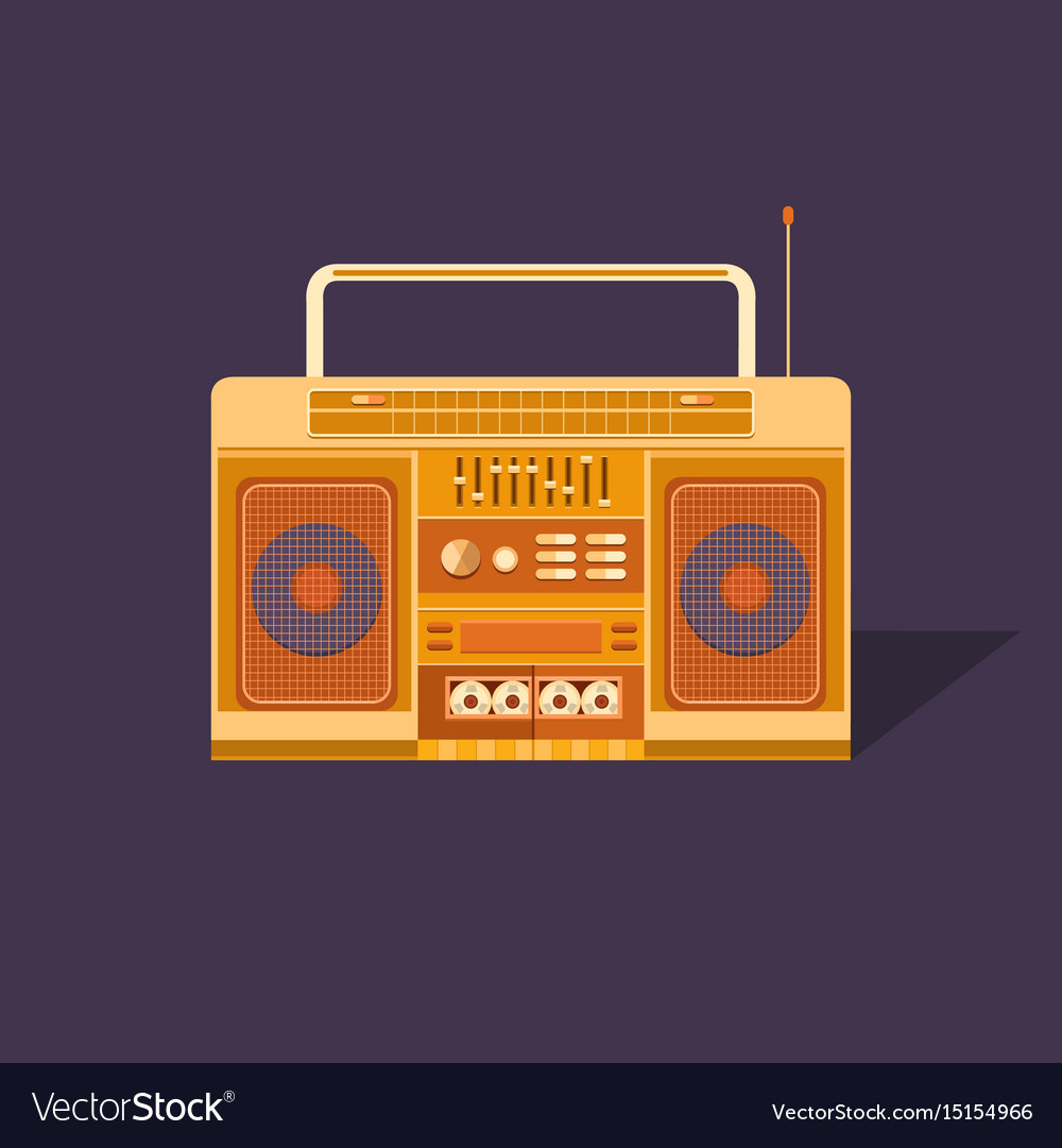 Cassette tape recorder