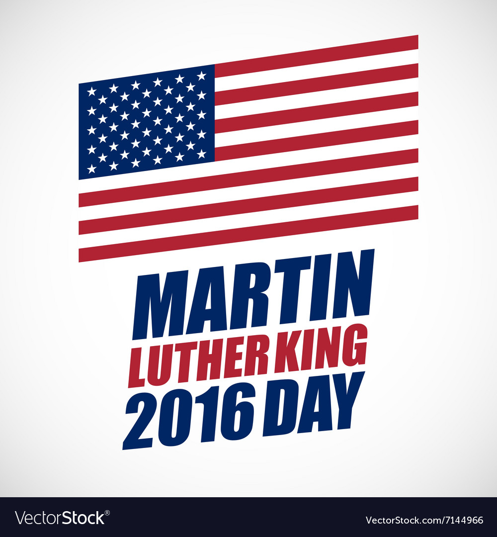 Martin Luther King Day national holiday