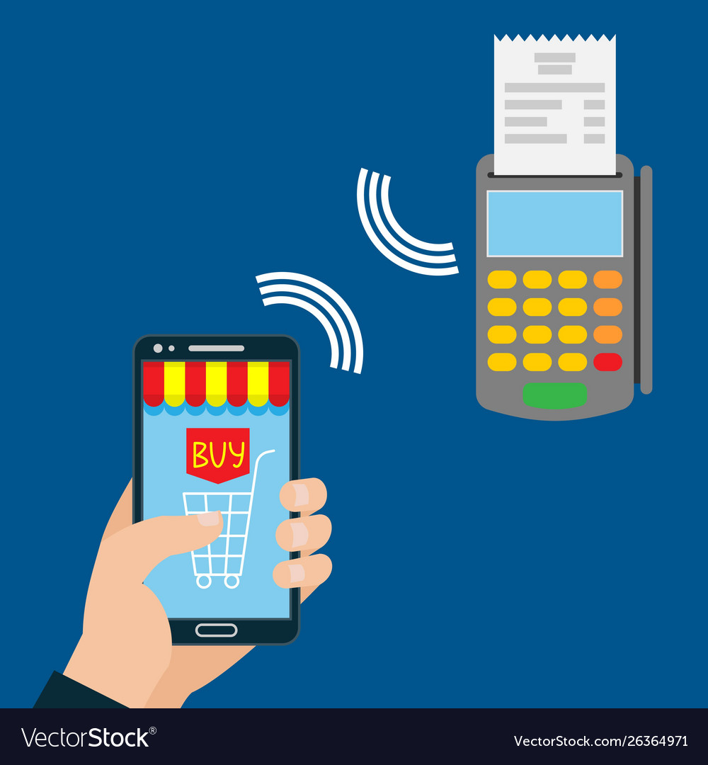 Mobile payment nfc payment