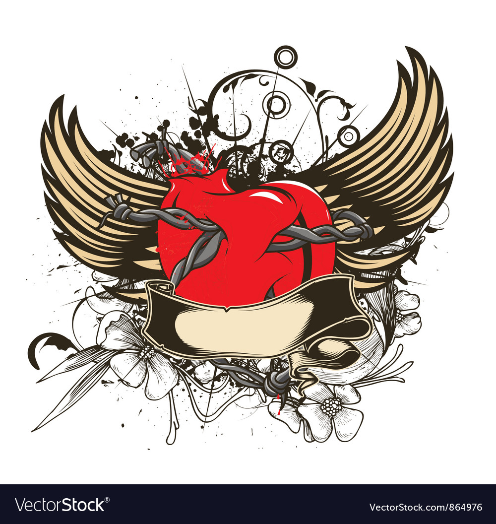 Valentine emblem