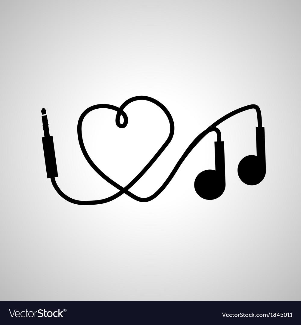 I love music headphones