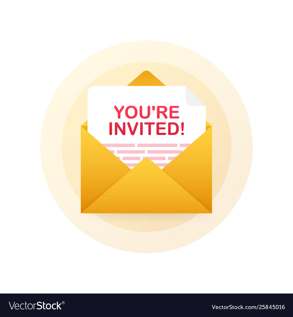 You re invited by jan