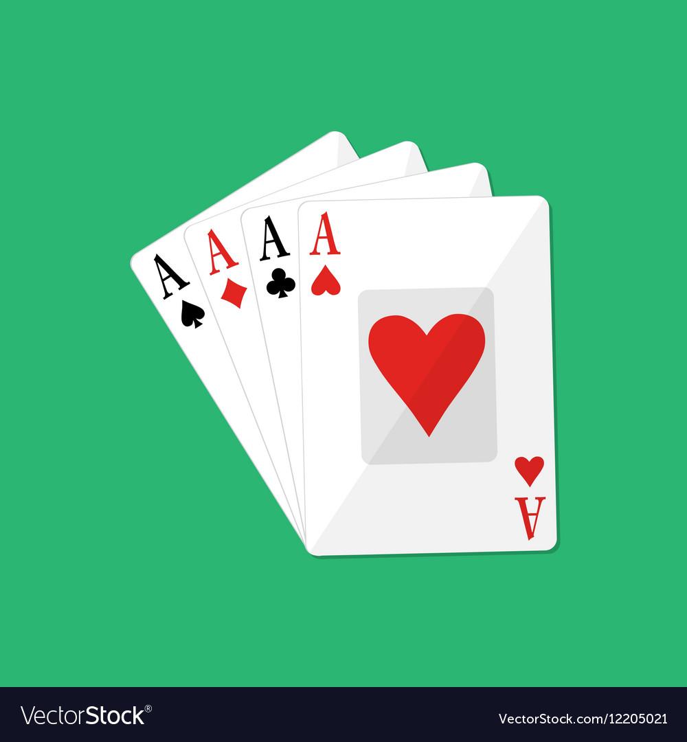 Four aces Gambling entertainment