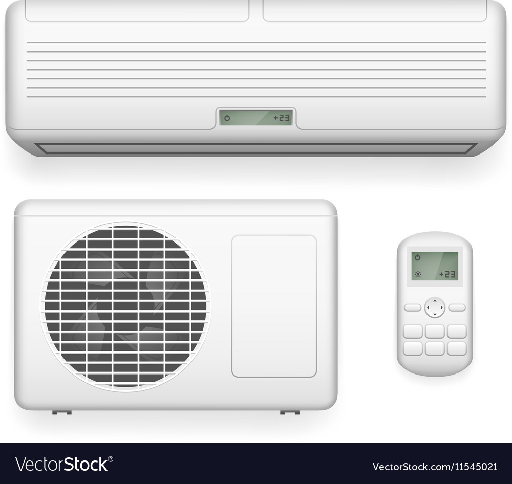 Split system air conditioner Cool and cold