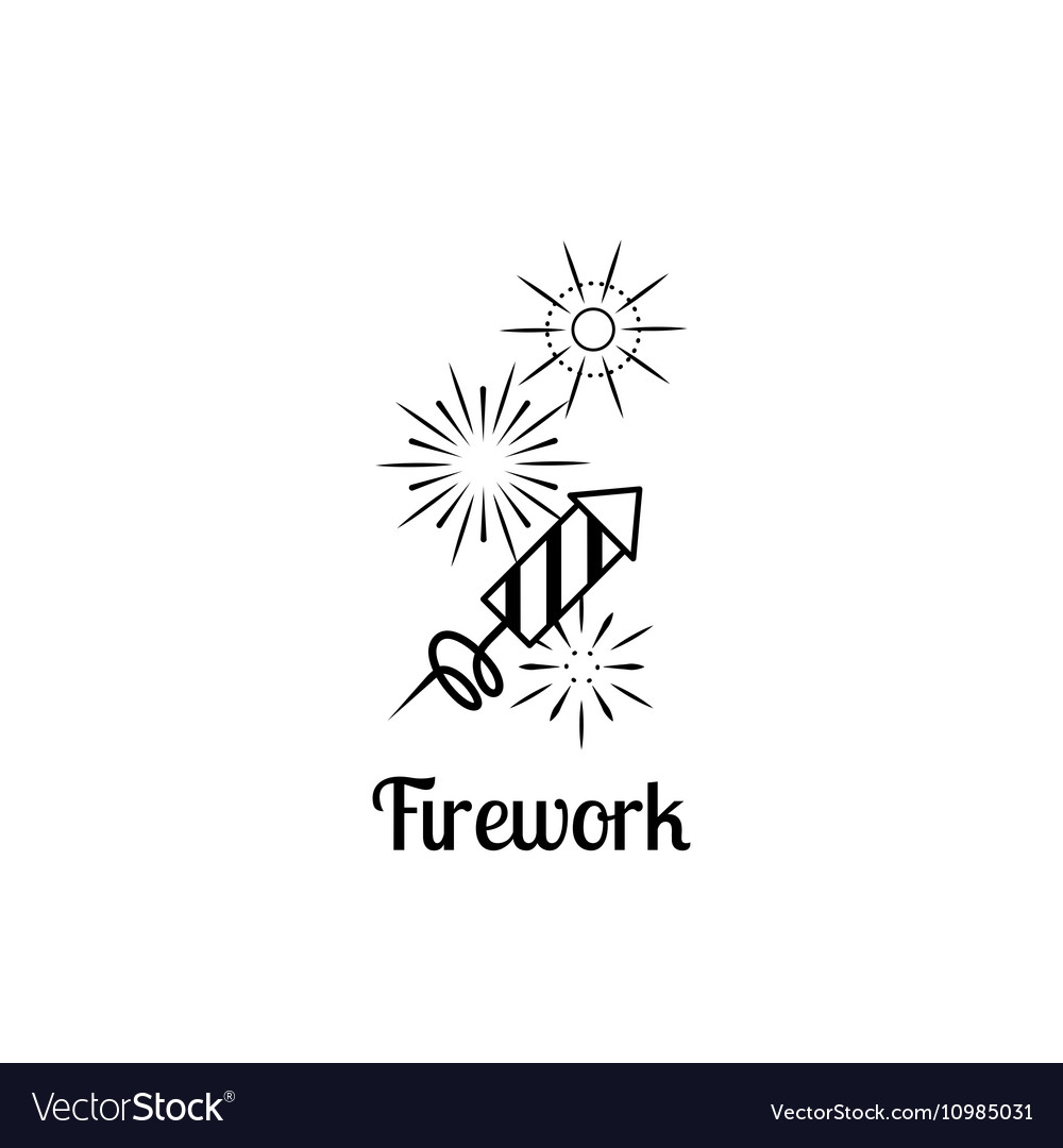 Firework company logo