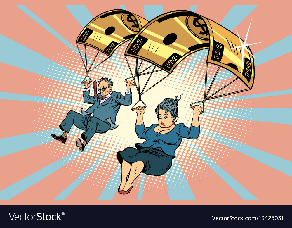 Golden parachute financial compensation in the