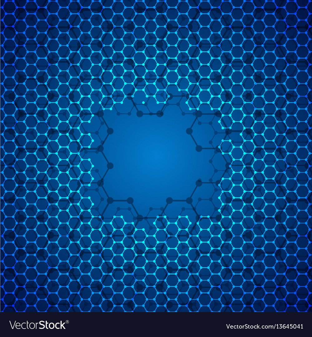 Modern techology concept background vector image