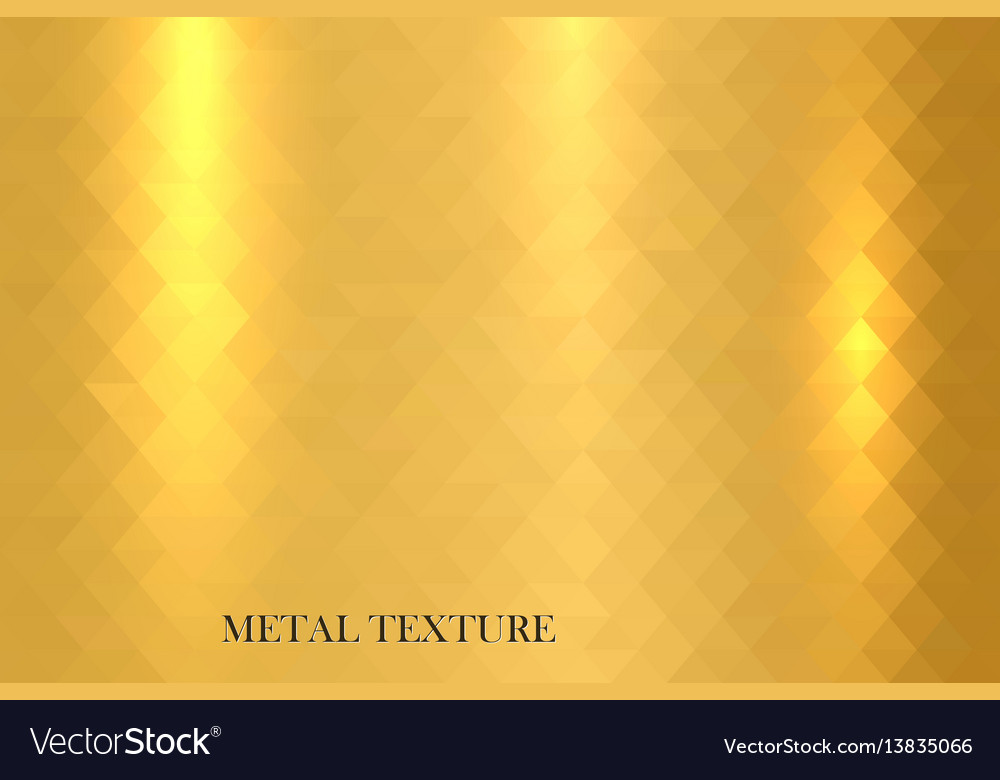 Metal gold shiny texture