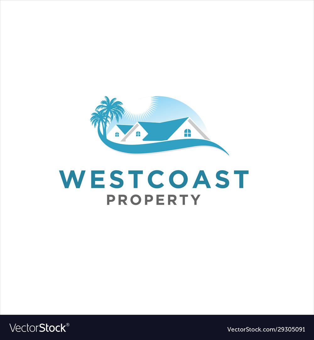 Home and property logo design