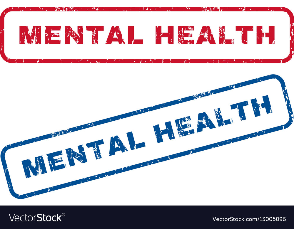 Mental Health Rubber Stamps