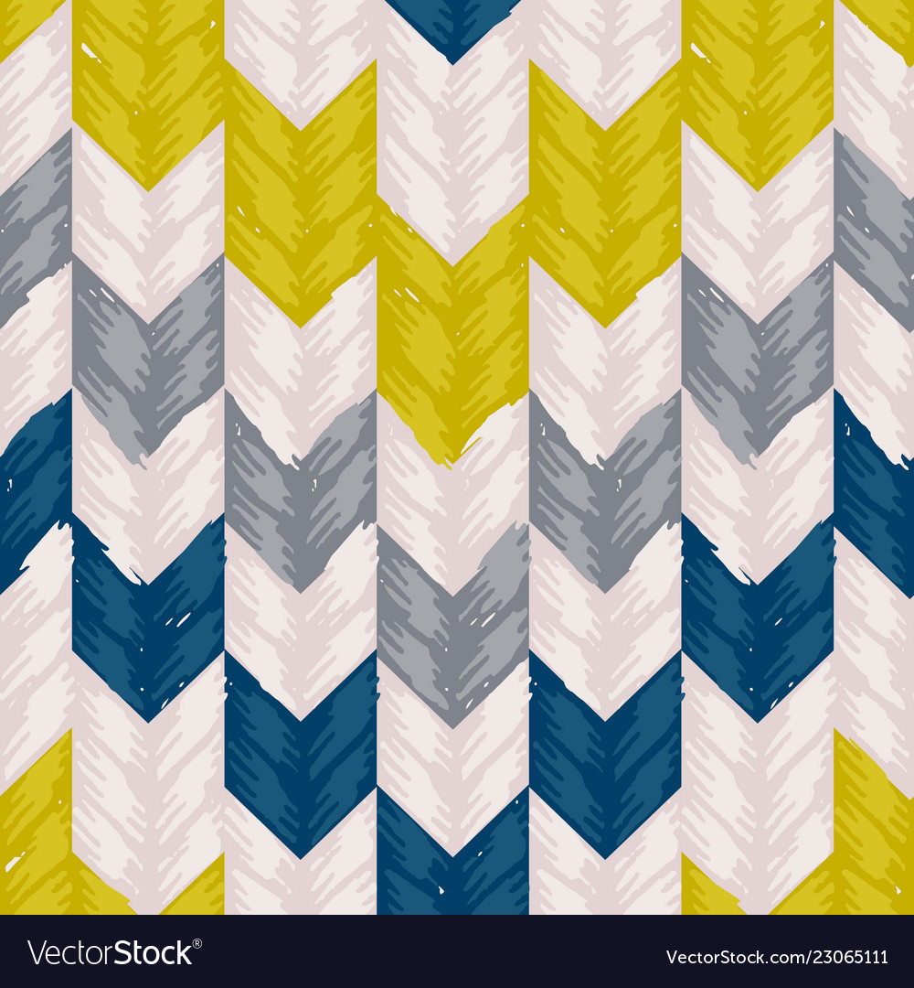 Seamless pattern with a knit texture