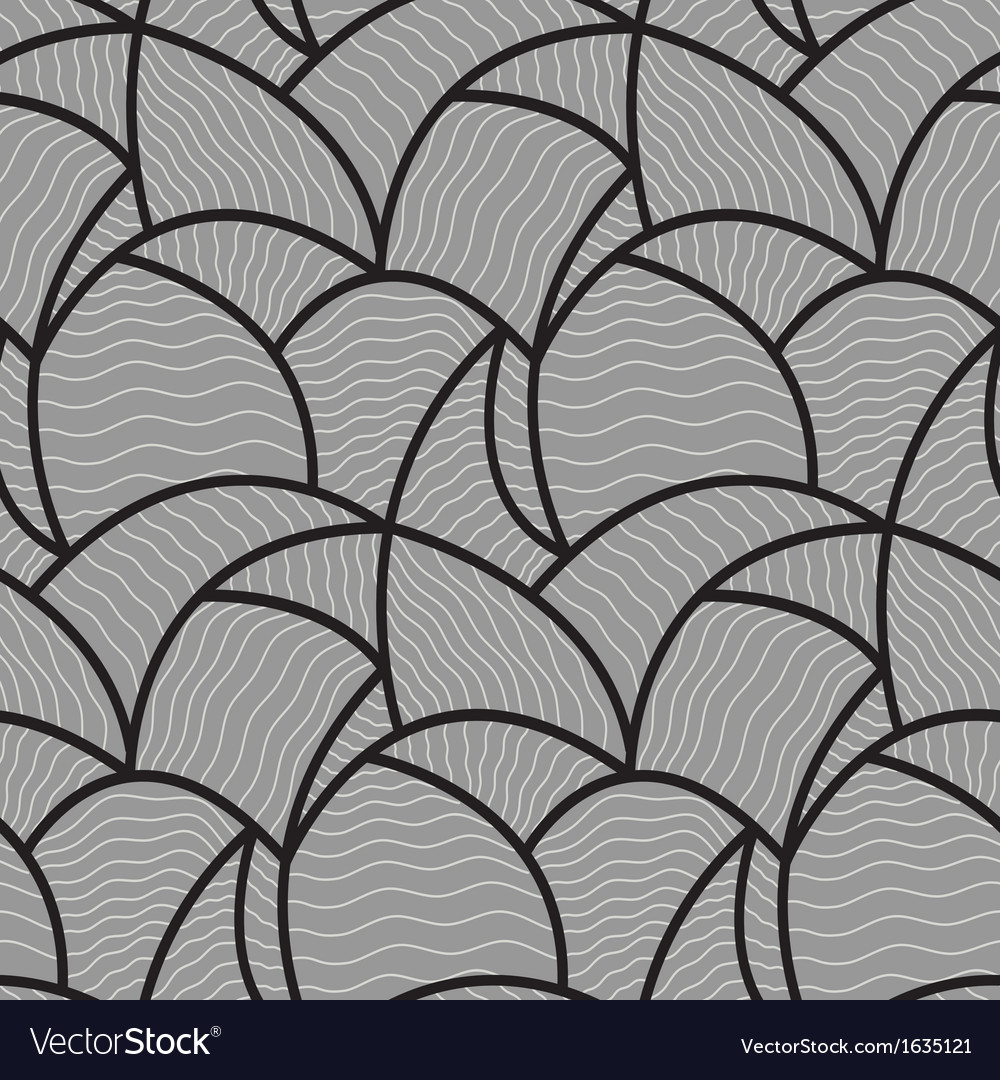 Abstract wave pattern seamless