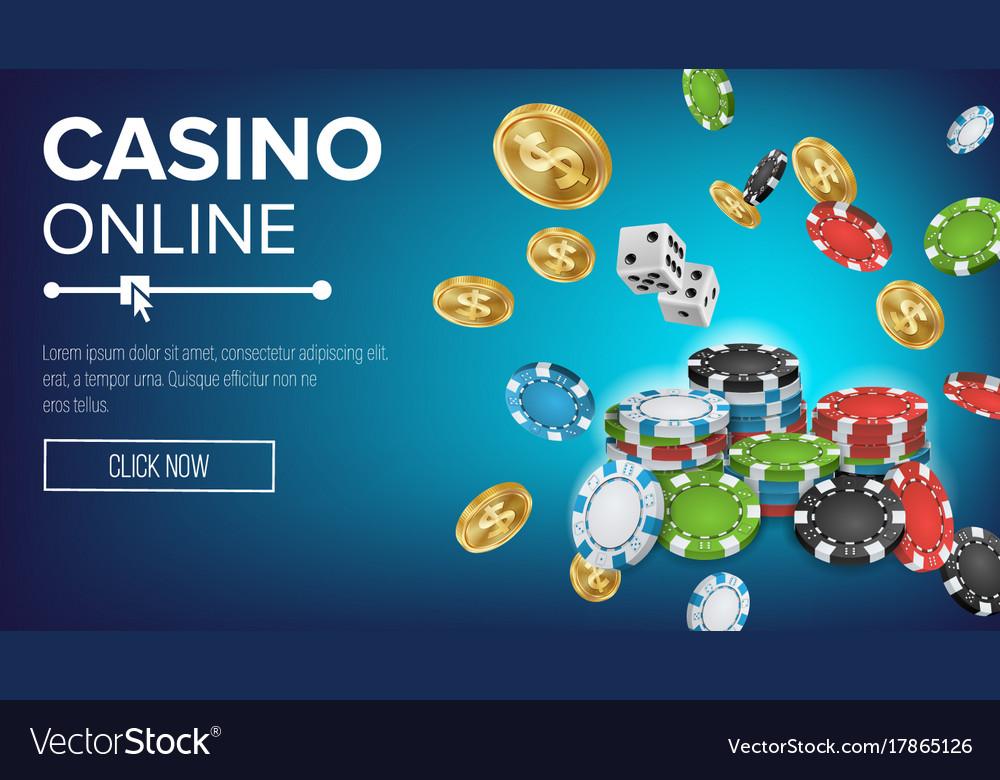 Online casino poster poker gambling casino