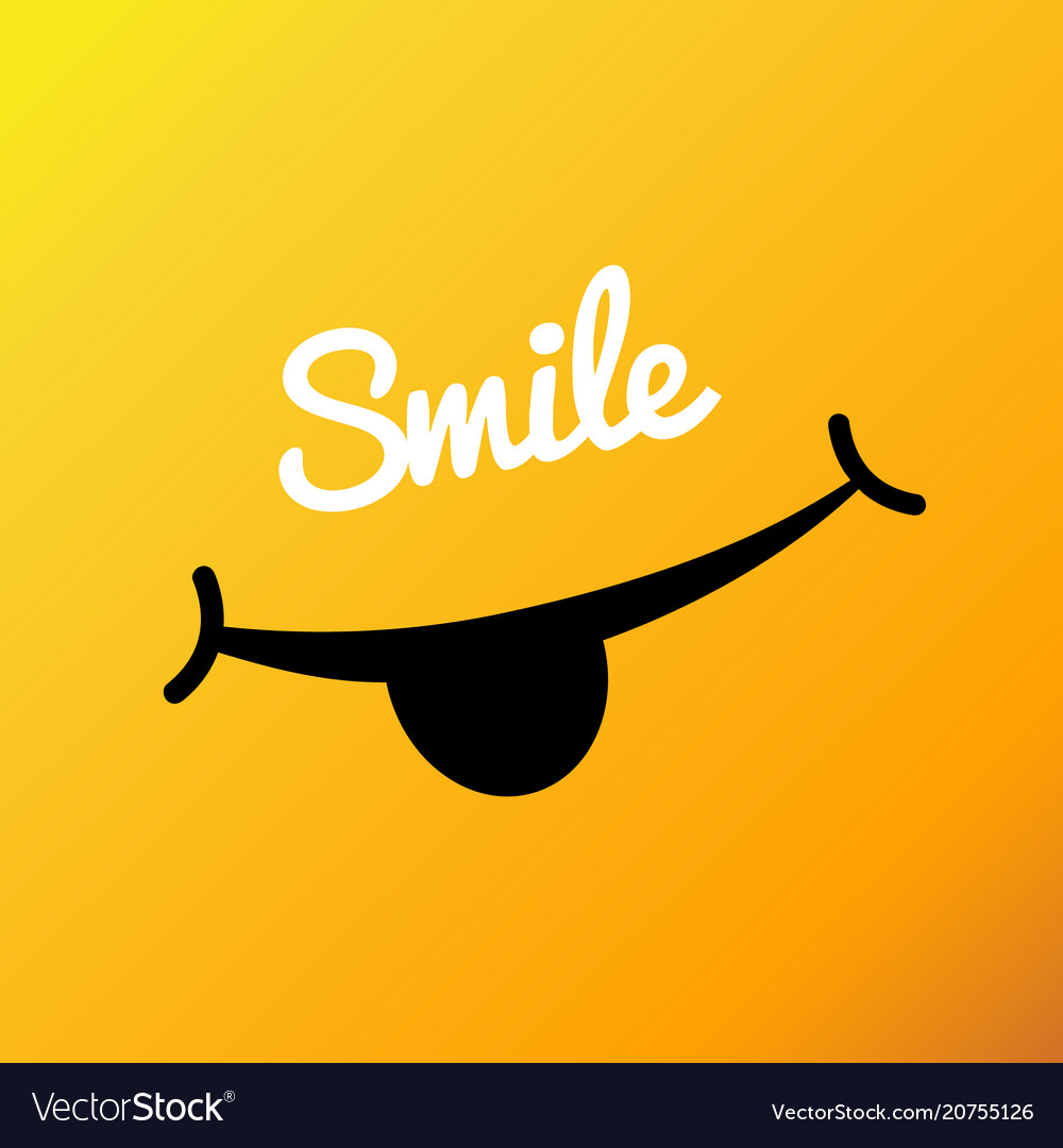 Smiley face poster world smile day smiley