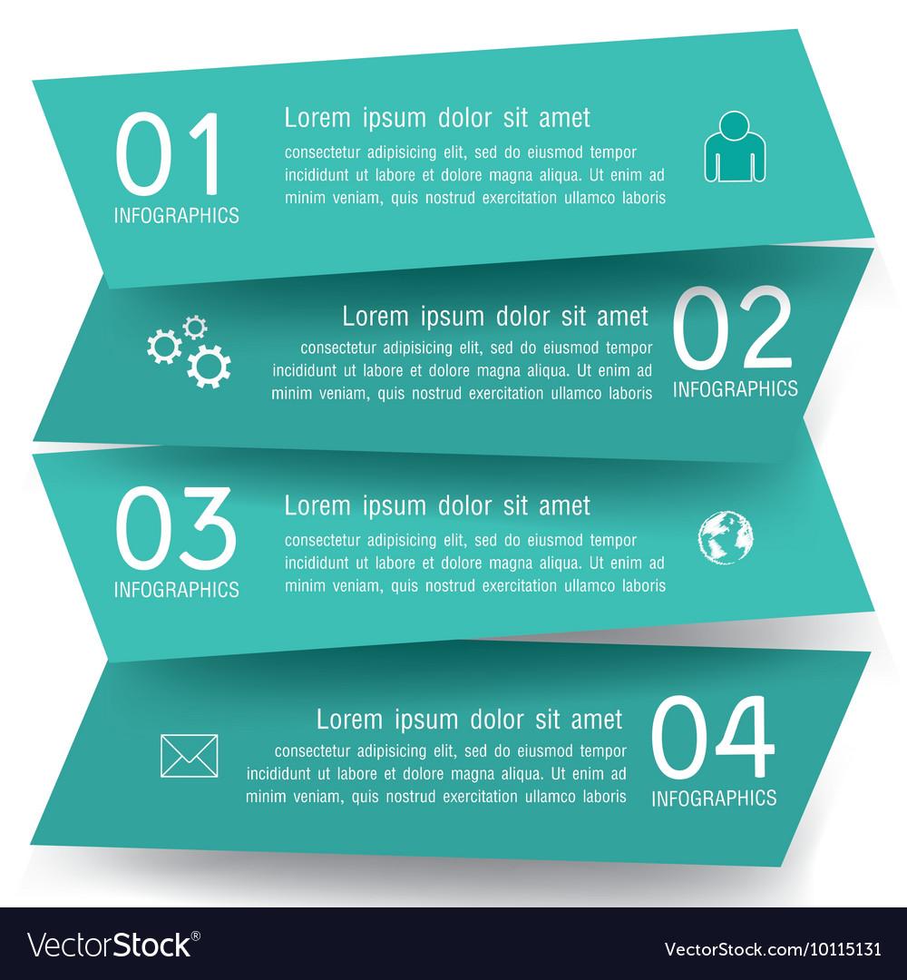 Modern Design infographics EPS 10