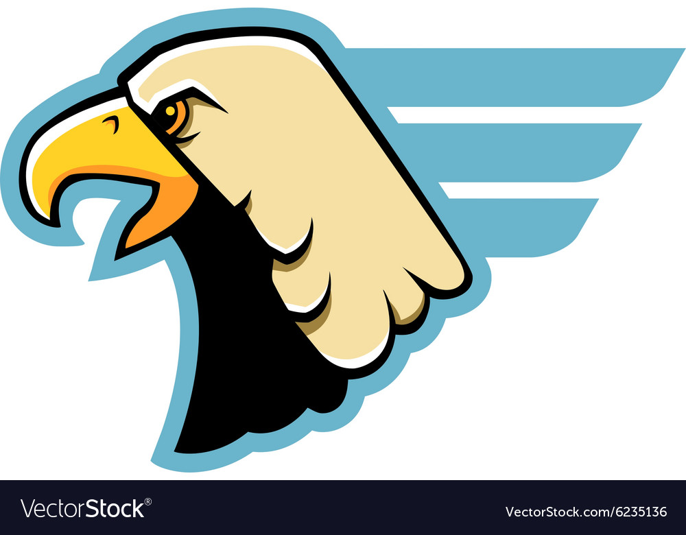 Simple Eagle Head