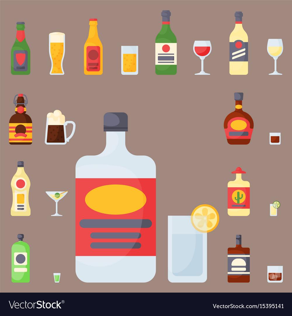 Alcohol drinks beverages cocktail bottle lager