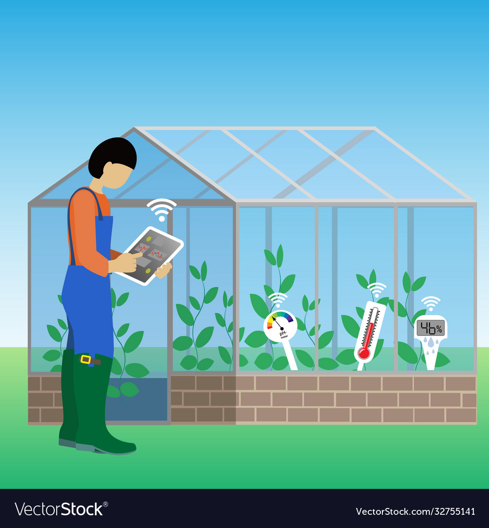 Smart agriculture iot use case
