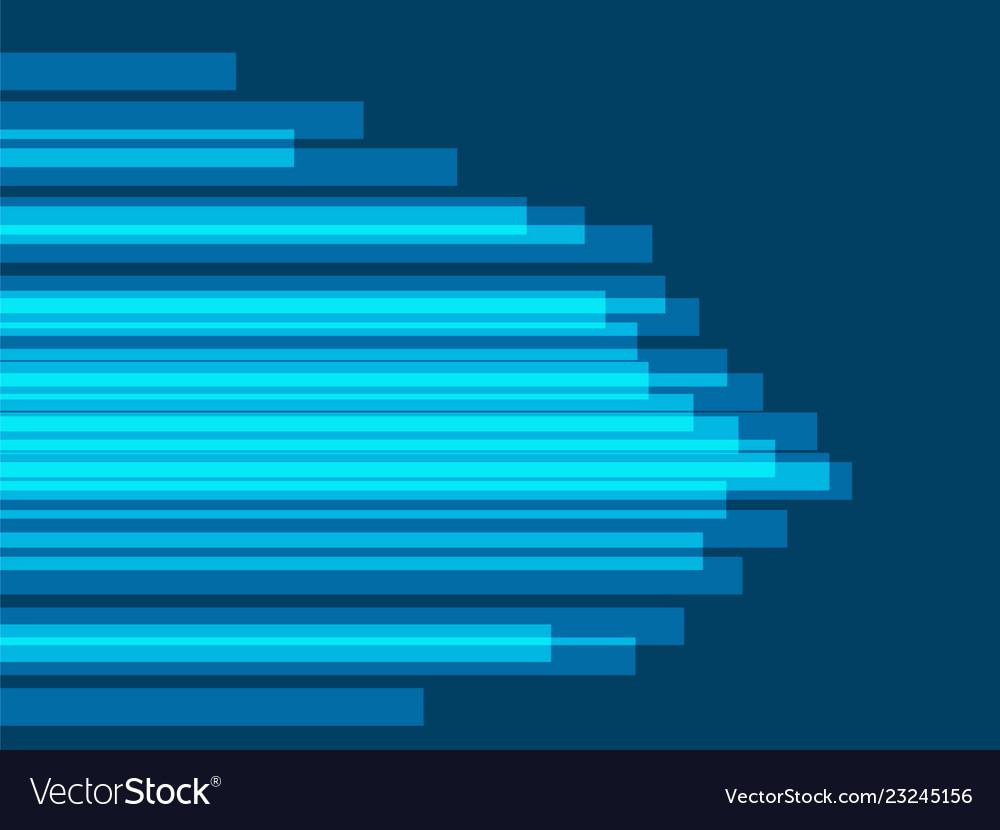 Corporate presentation concept graphic