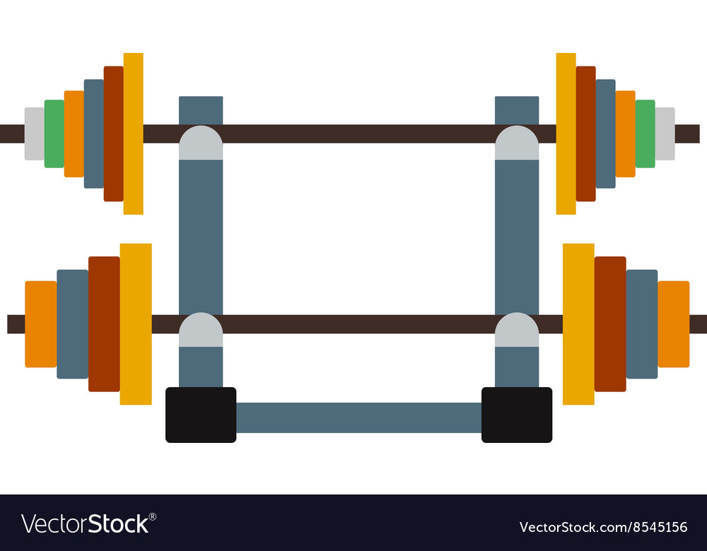 Dumbbell exercise weights gym fitness equipment