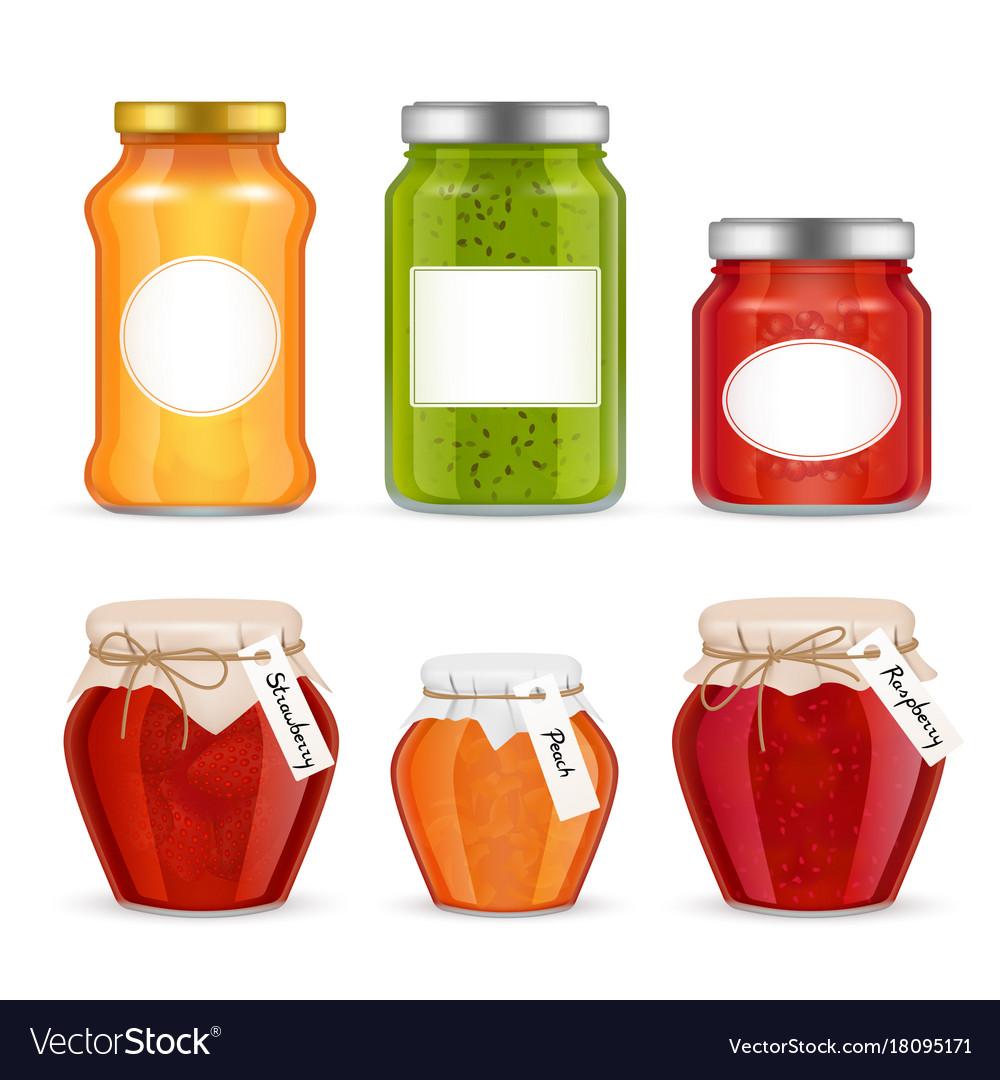 how to make jam set