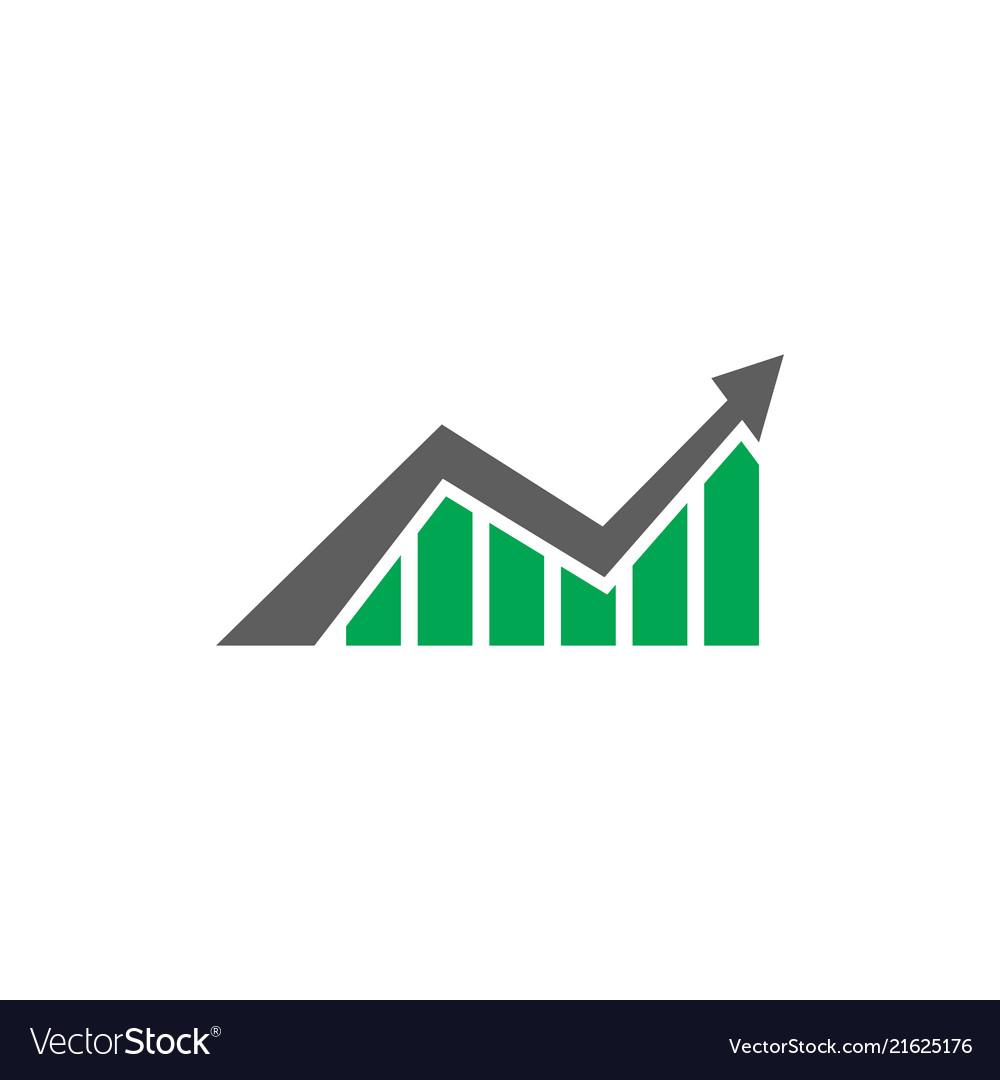 Finance arrow logo