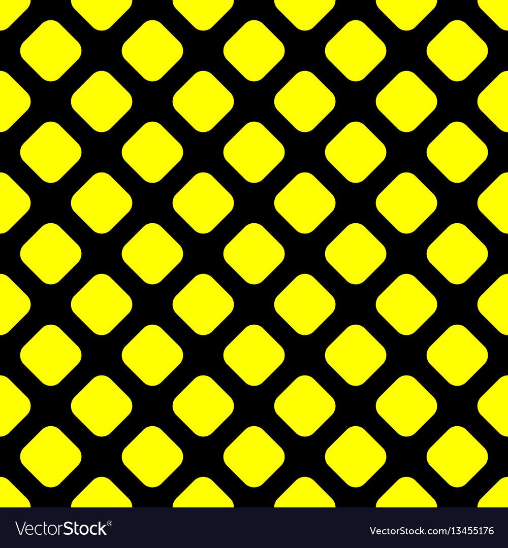 Rhombus geometric seamless pattern 202 vector image