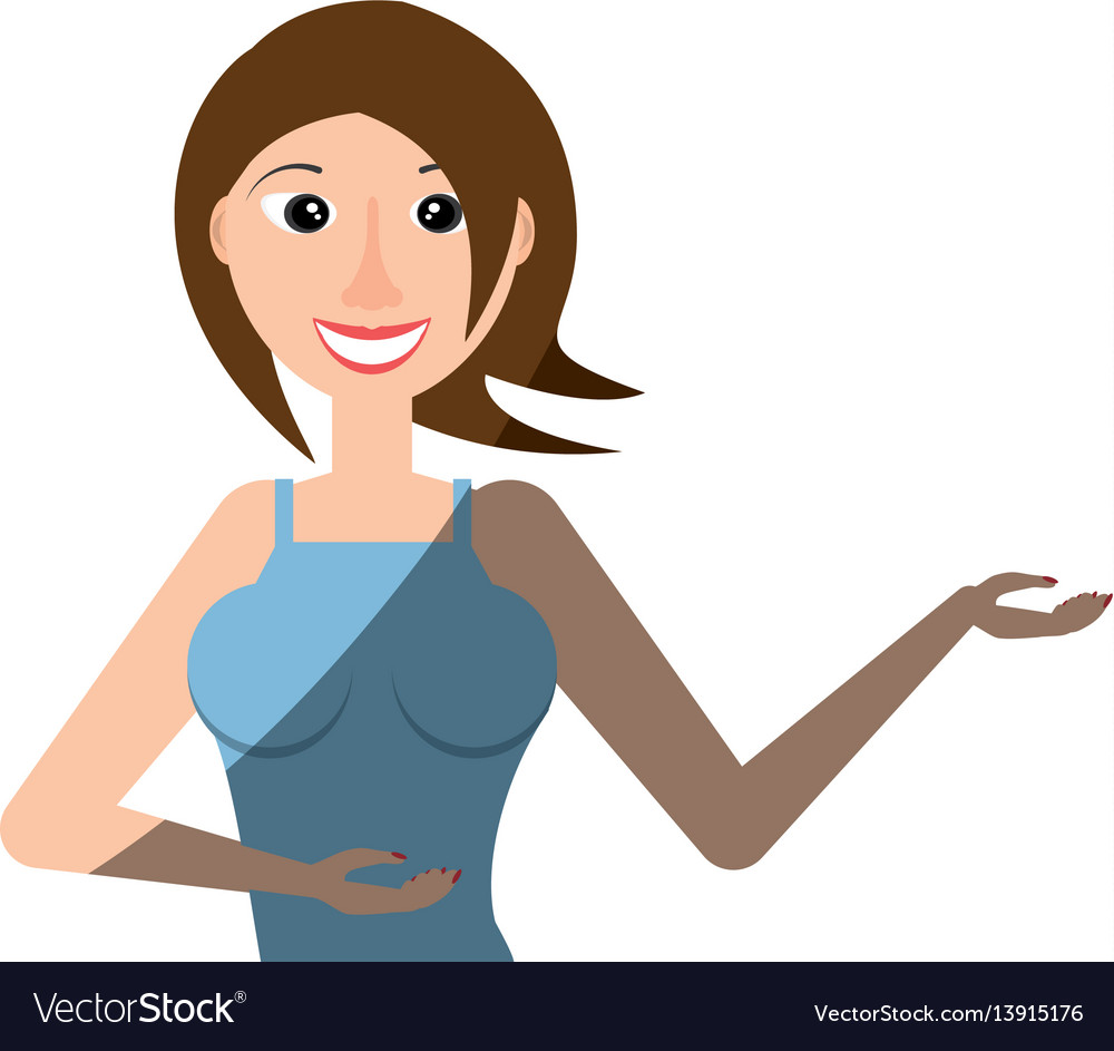 Woman smiling fun lifestyle
