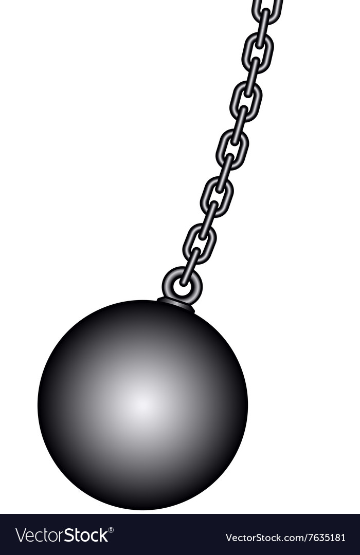 Weight and chain
