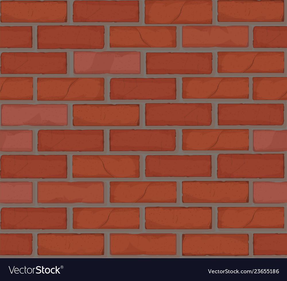 Seamless brick wall pasttern