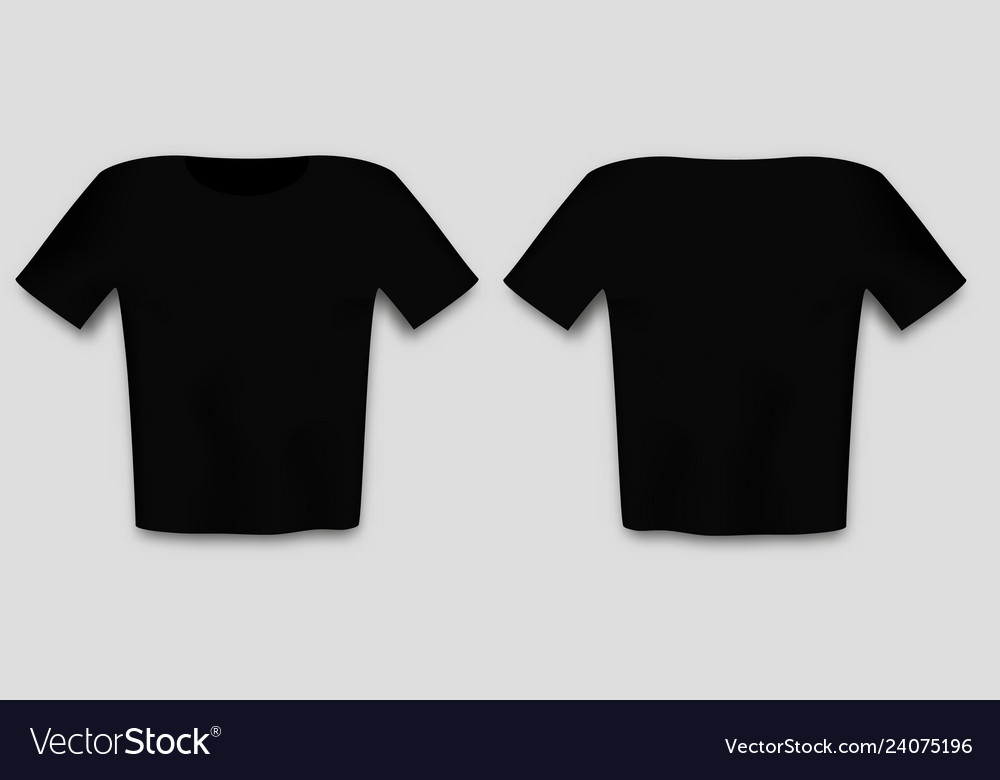 T Shirt Vector Template Illustrator from cdn2.vectorstock.com