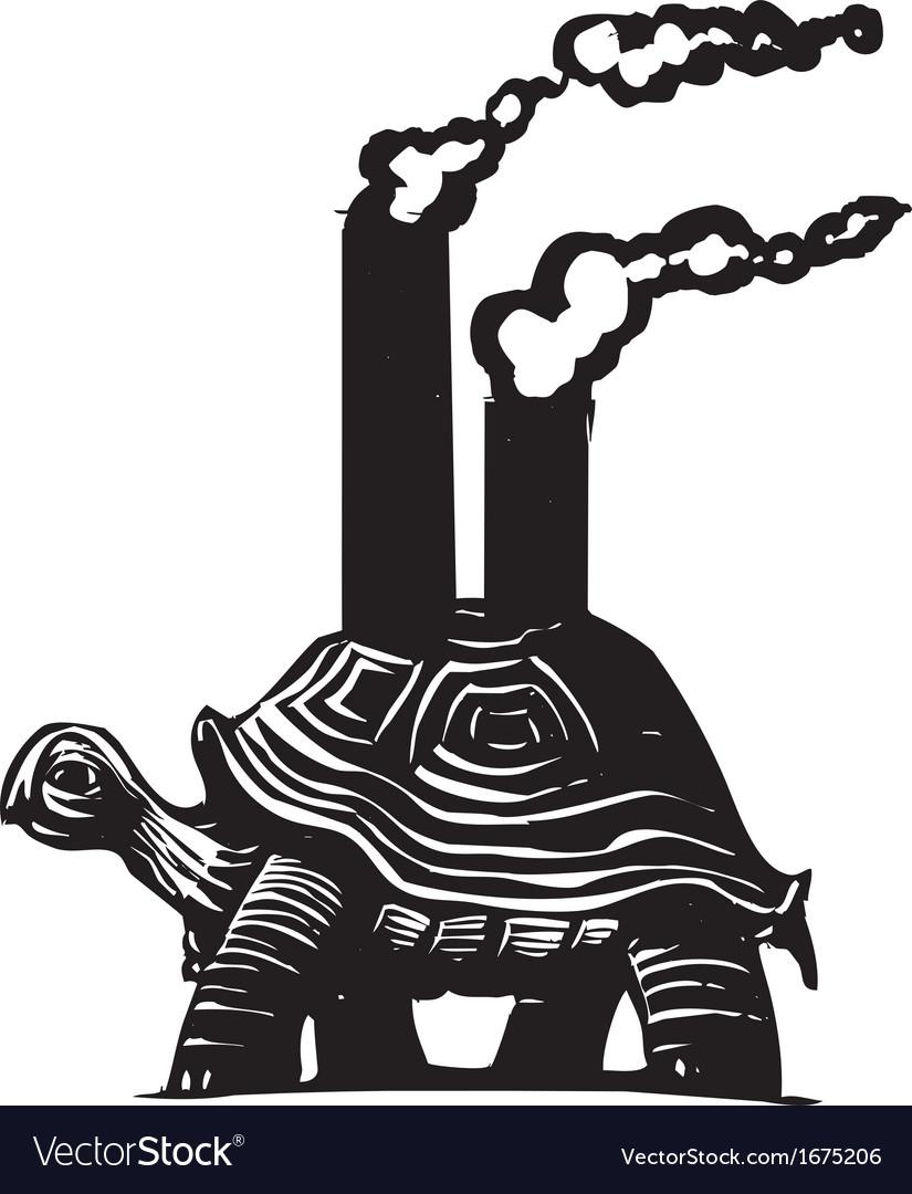 Smokestack Turtle