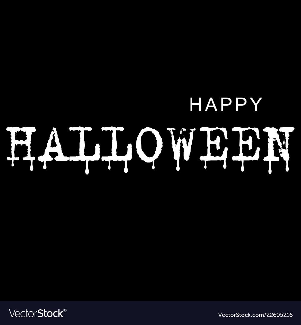 Celebration happy halloween