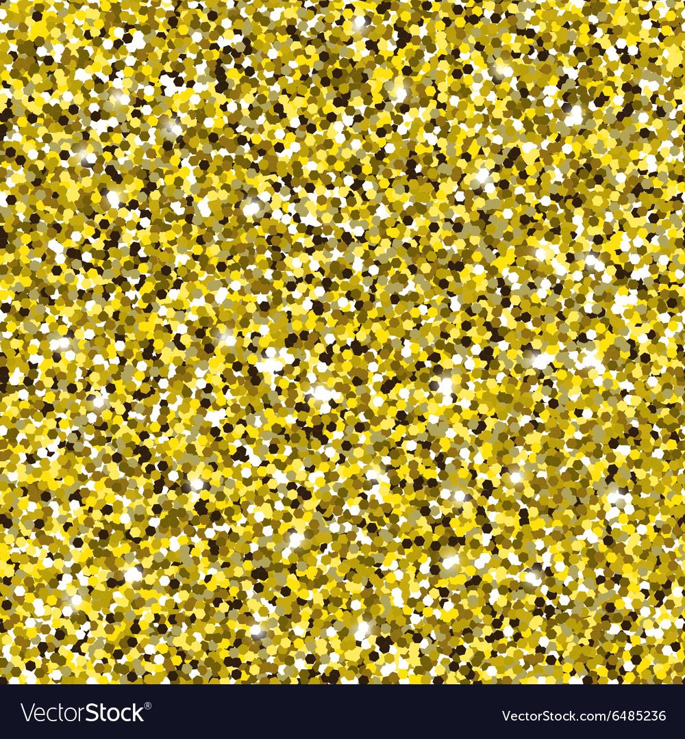Glitter golden seamless texture