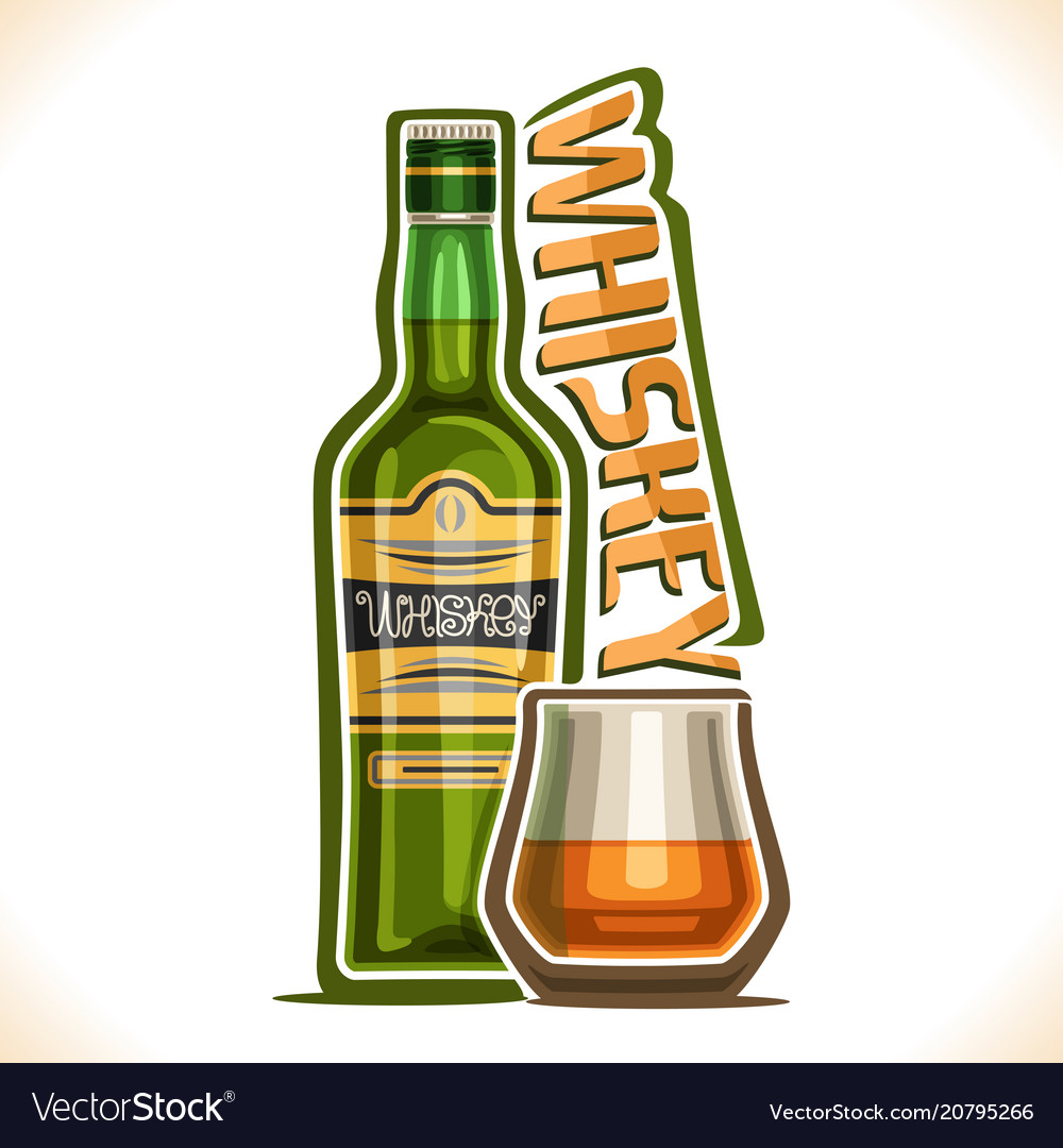 Alcohol drink whiskey