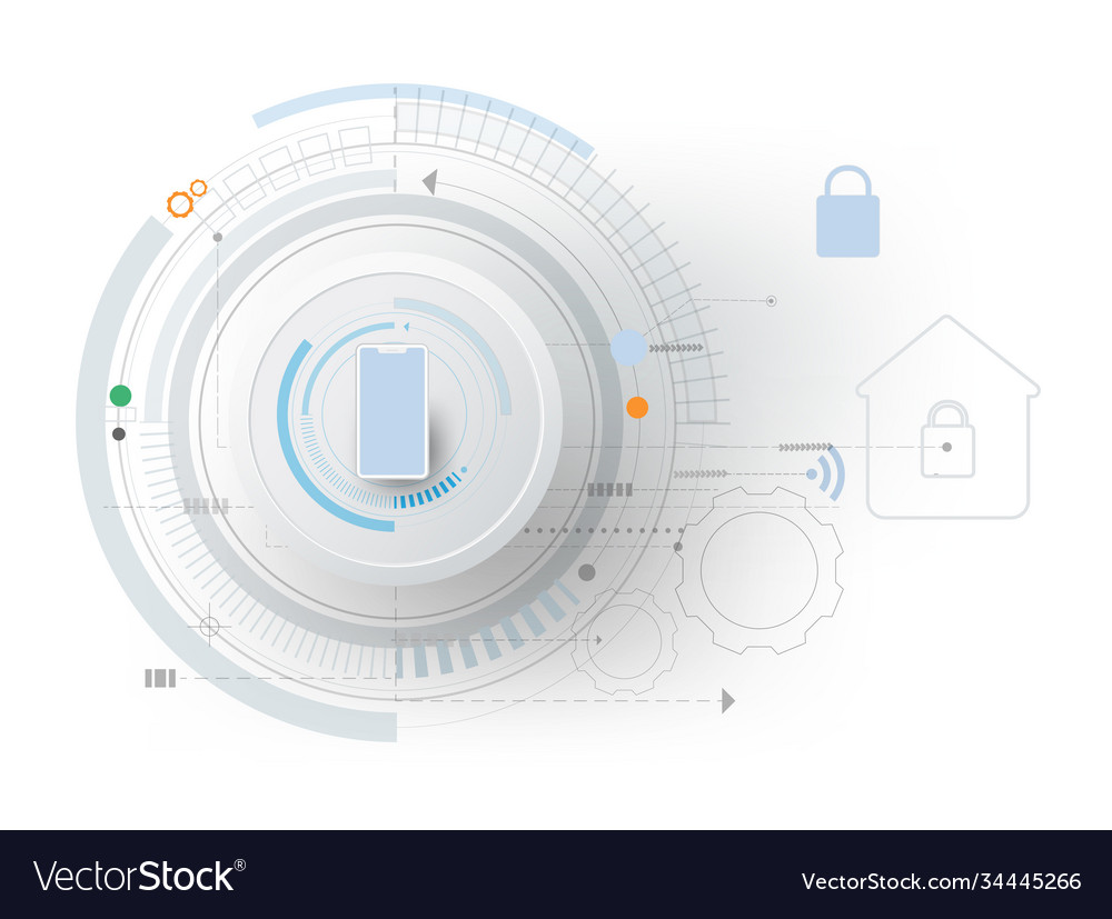 Smart home technology controlling protection