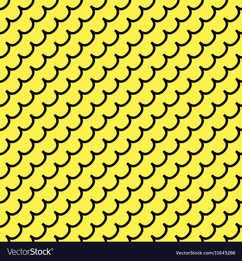 Wave geometric seamless pattern 5710