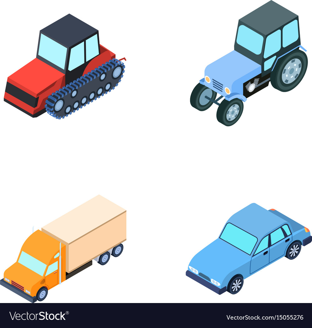 Tractor caterpillar tractor truck car