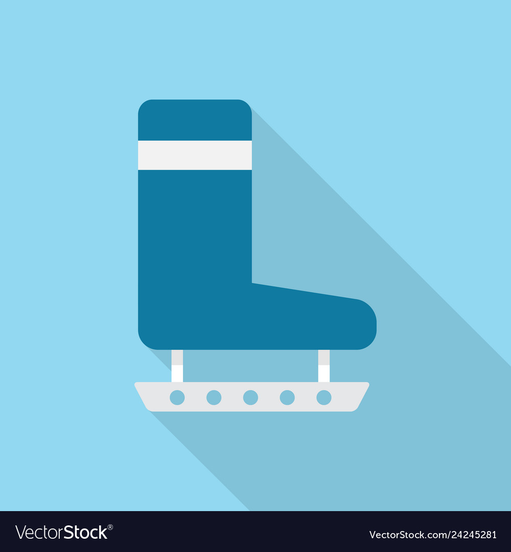 Winter boots icon set of great flat icons with