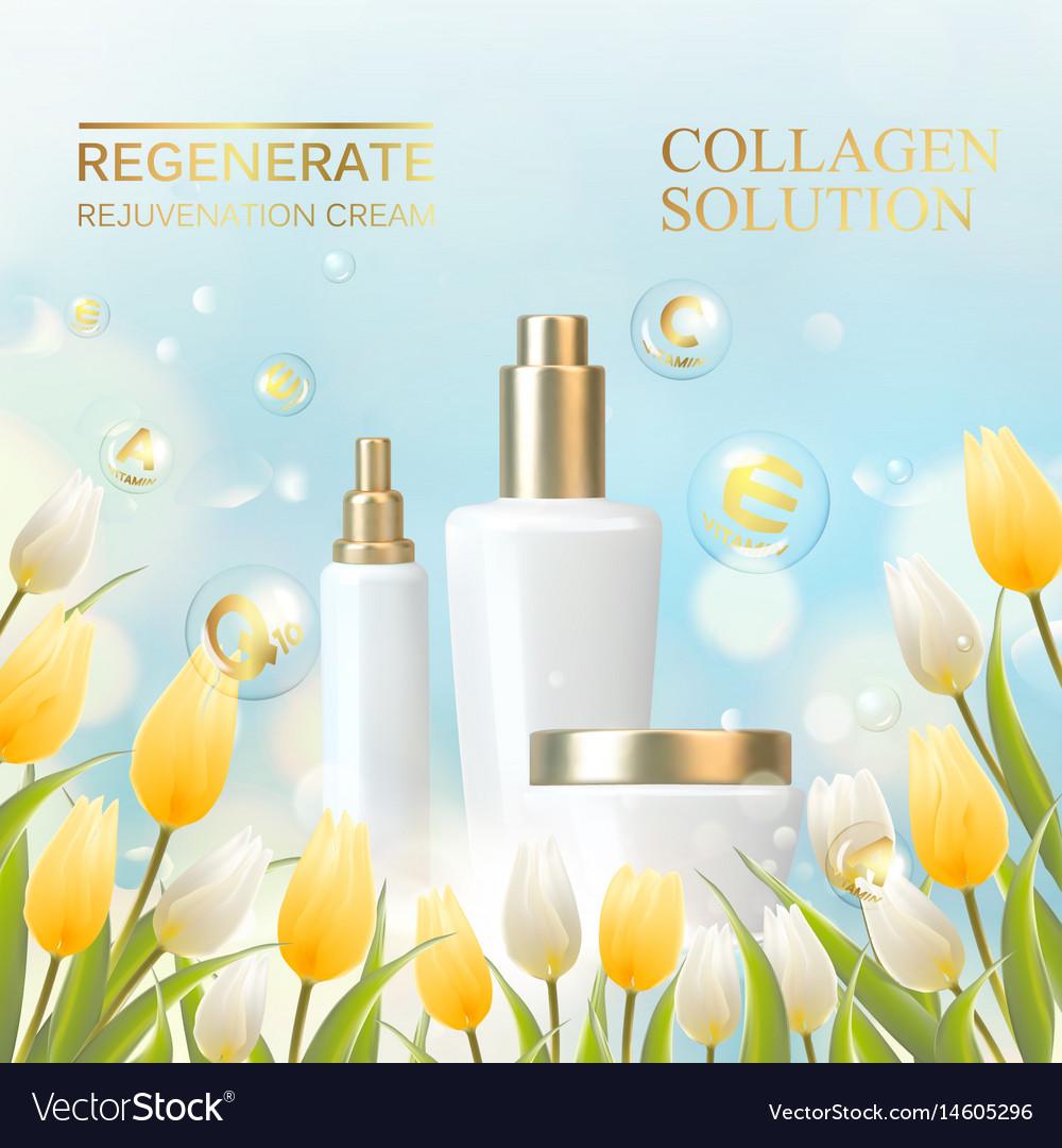 Collagen regenerate cream
