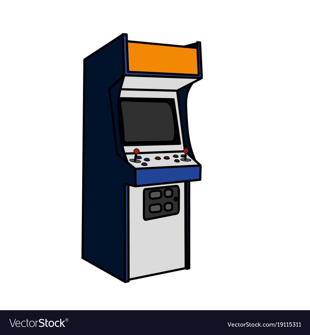 Arcade Machine Cabinet Designs Bruin Blog