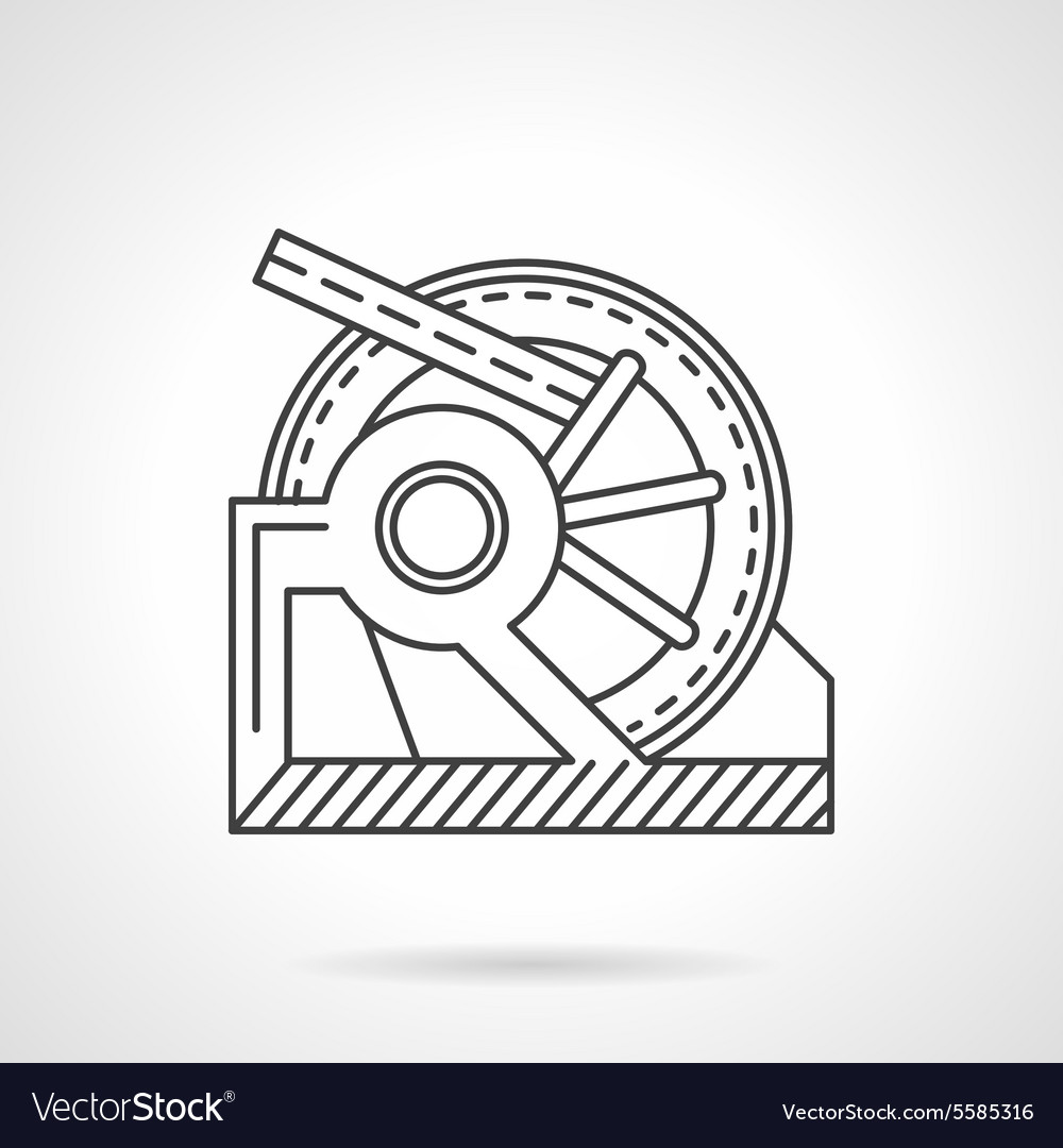 Reel & Cable Vector Images (65)