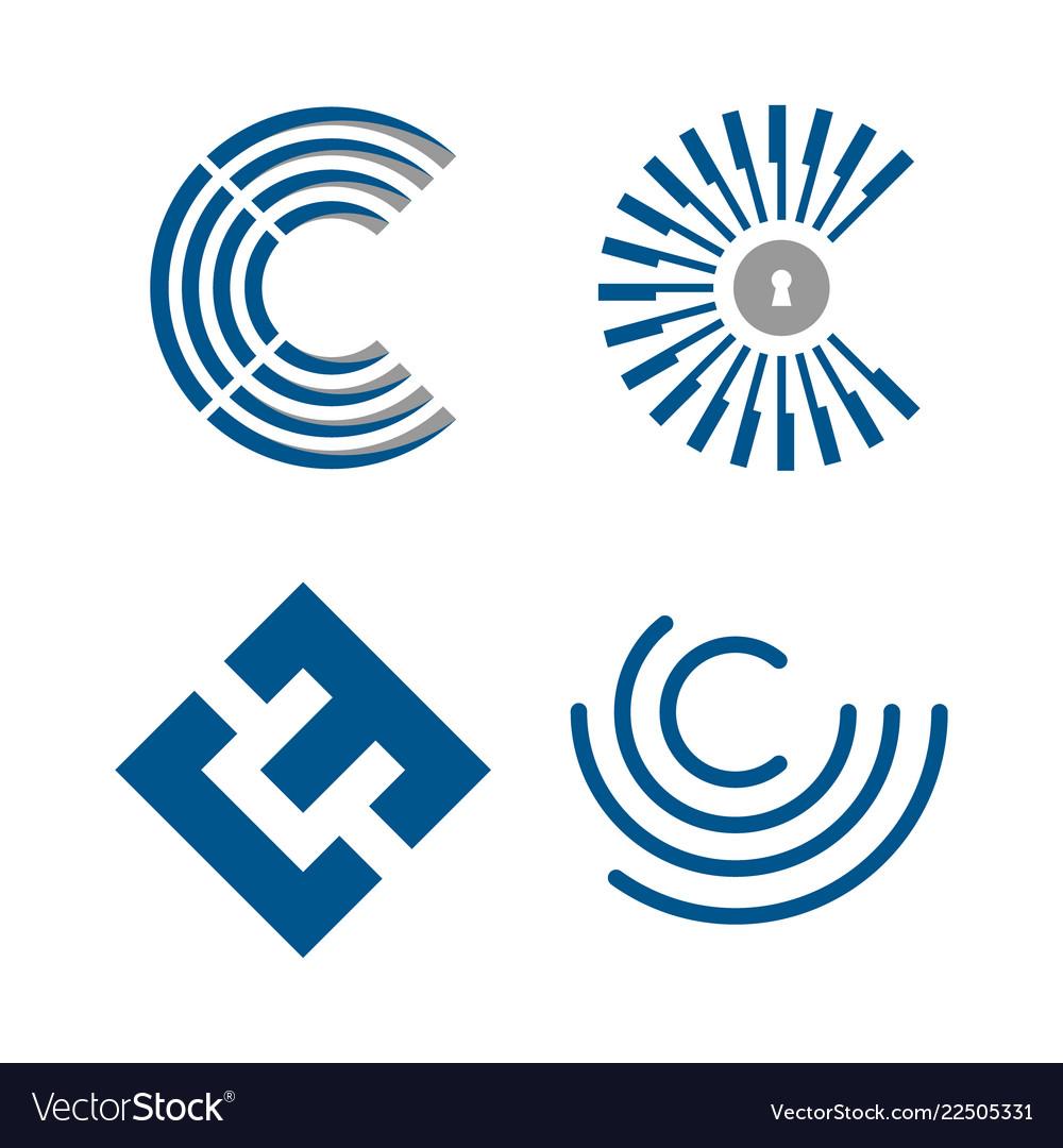 Set letter c