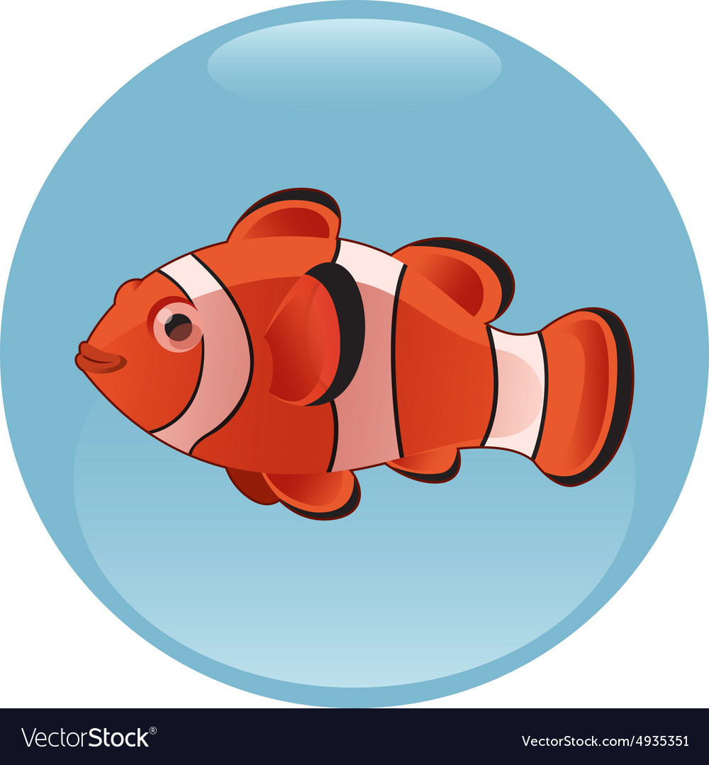 Smiling & Clownfish Vector Images (36)