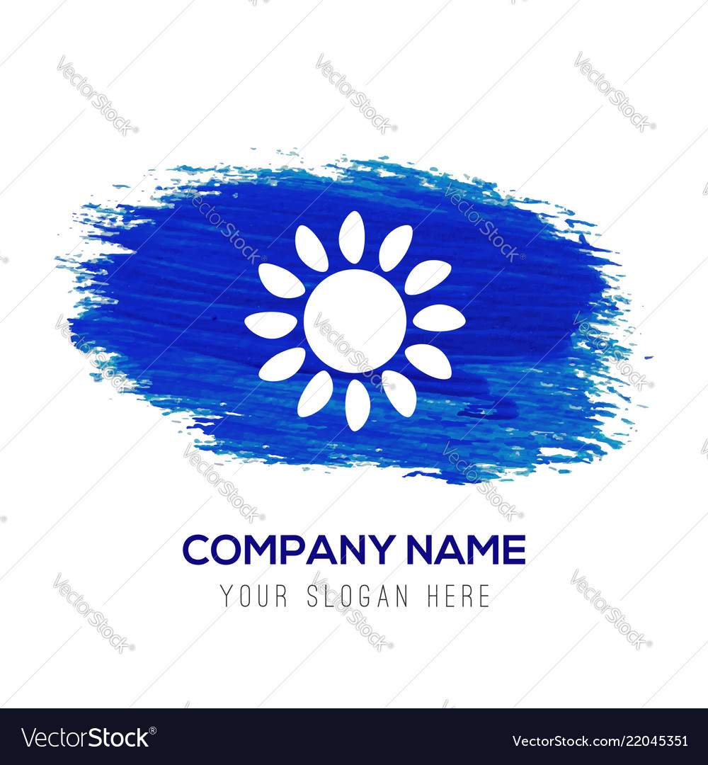 Sunicon - blue watercolor background
