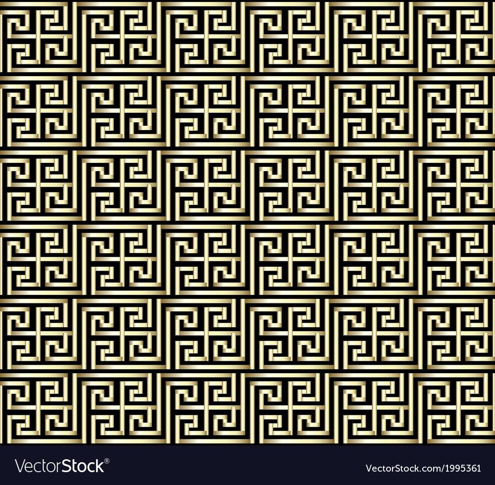 Greek Key Pattern Design